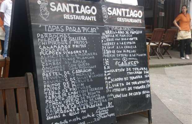 Restaurant Santiago