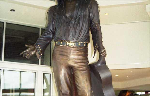 Statue de Elvis Presley