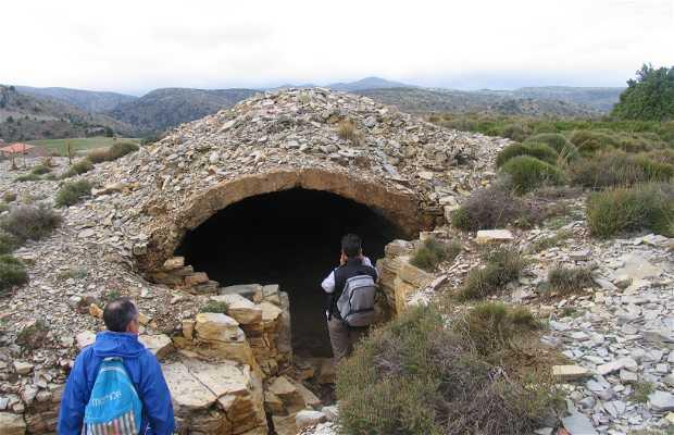 Route des fortifications défensives de Sarrión