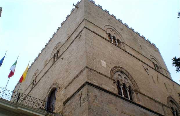 Palacio Chiaramonte Steri
