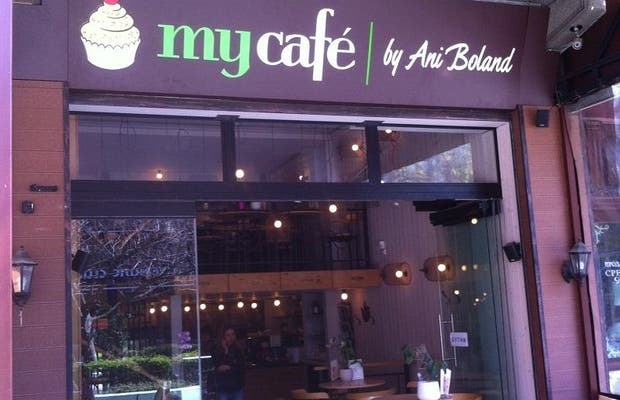 My Cafe by Ani Boland