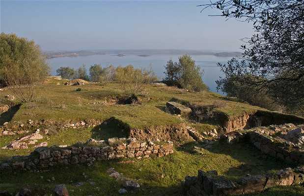 Ruinas prerromanas de Lacimurga