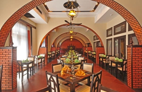 Angkor Home Hotel Restaurant