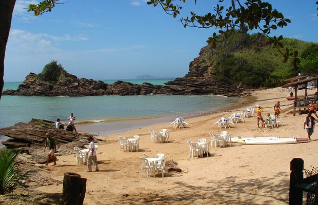 Playa de la Ferradurinha