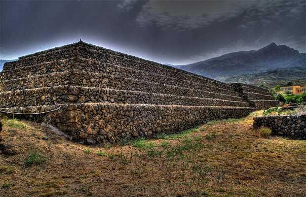 Parque Etnográfico de las Pirámides de Güimar