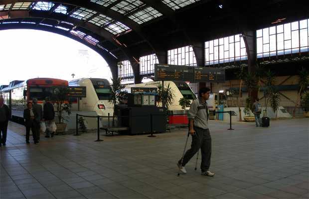 A Coruña Train Station