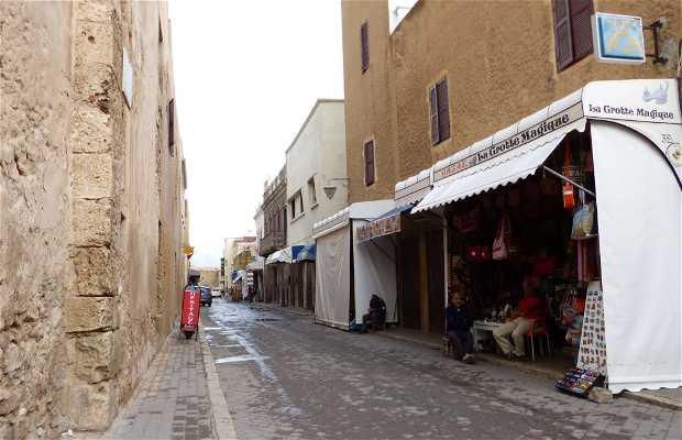 Rue Mohamed Ahchemi Bahbai