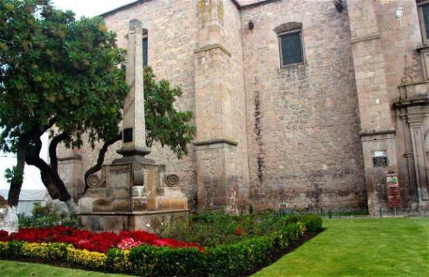 Jardín Manuel Altamirano