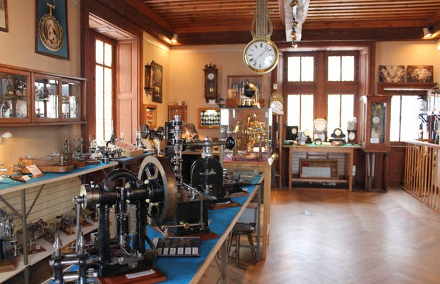 Clock museum