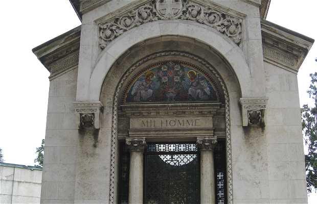 Mausoleos Cementerio General de Turin