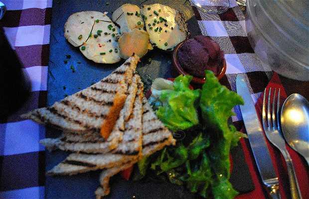 Restaurante Chez Noé