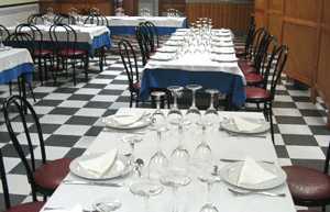 Restaurante Duque de Lerma