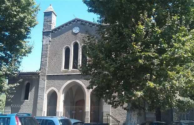 Eglise de Saint Gimer
