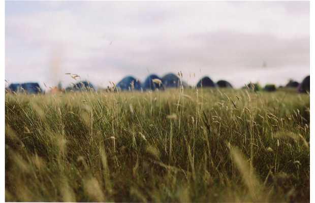 Rossport Solidarity Camp (Campo Solidario de Rossport)