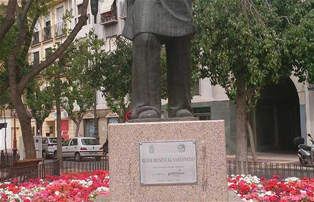 Homenaje al Sardinero