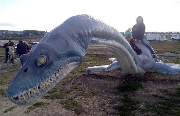 Muestra de Dinosaurios