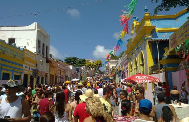 Carnival of Olinda