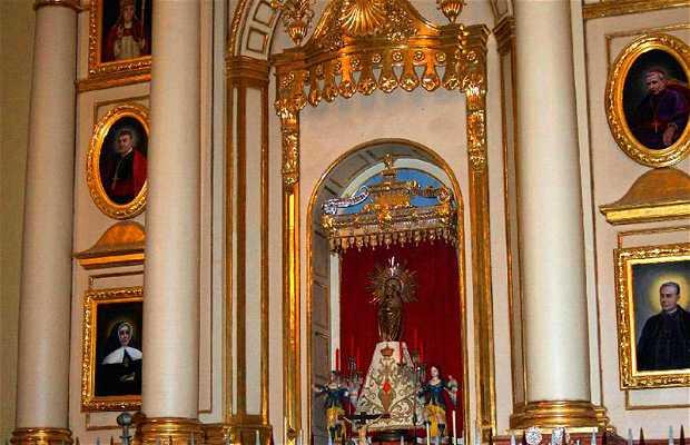 Virgen del Pilar Chapel