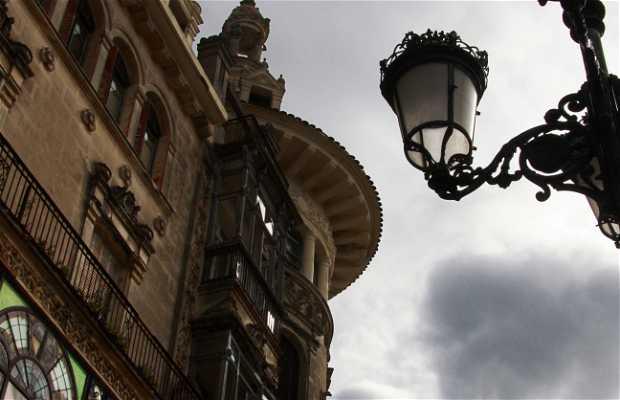 Casa los Moreno