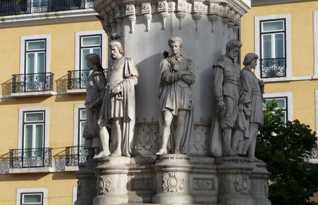 Luis de Camoes Square