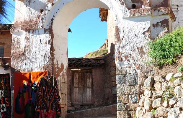 Puertas de Chichero