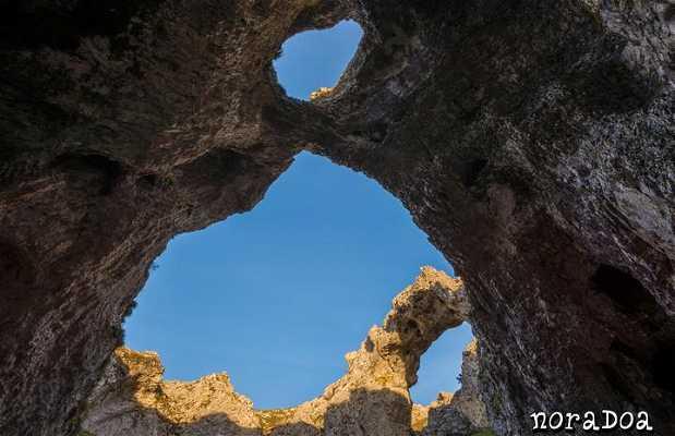 Arco-cueva de Portupekoleze
