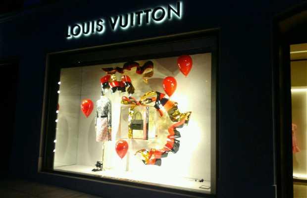 Louis Vuitton (Calle Serrano)