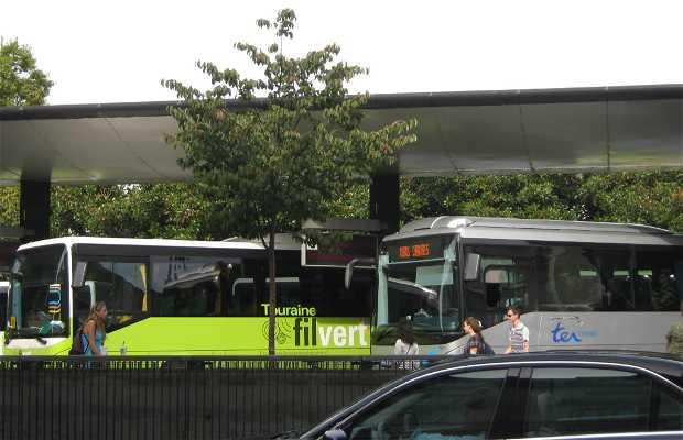 Bus régionaux FIL VERT