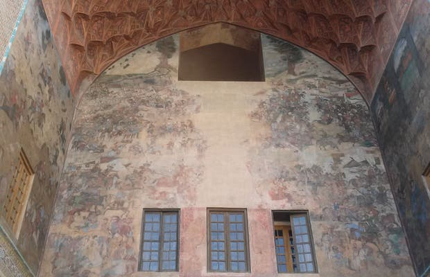 Puerta de Qeisarieh