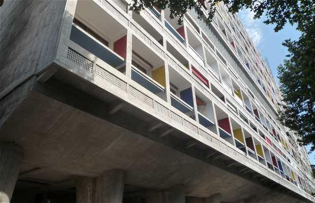 Cité Radieuse Le Corbusier