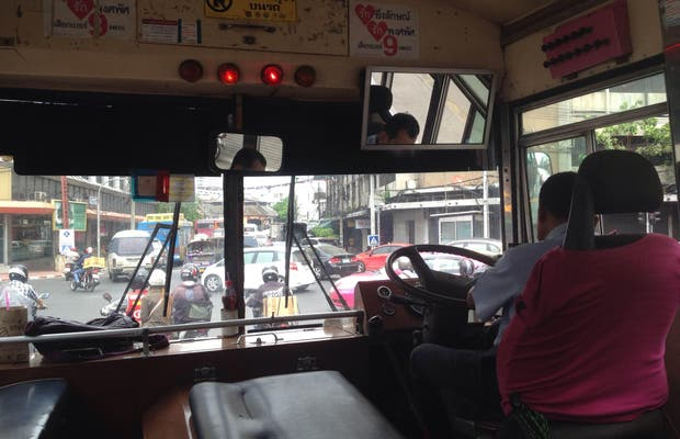 Bus Línea 45 (Bangkok)