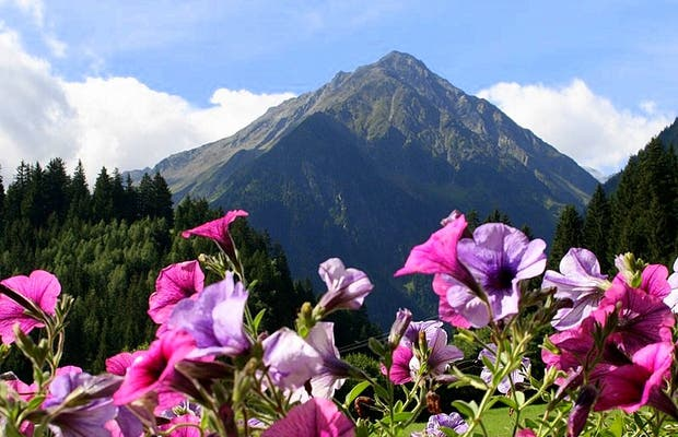 Montañas del Tirol