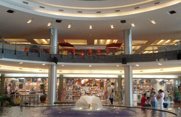 Shopping Kukulcan Plaza