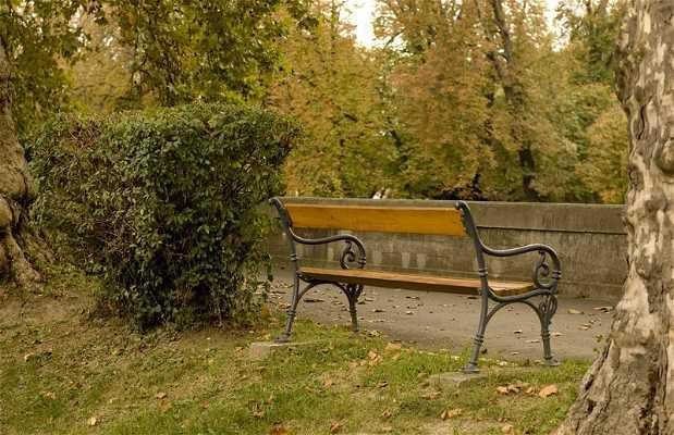 Parque Duna Sétány
