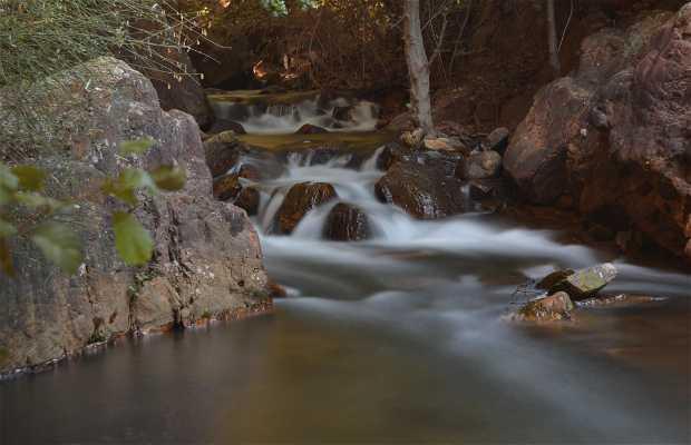 Cañamero rio Ruecas