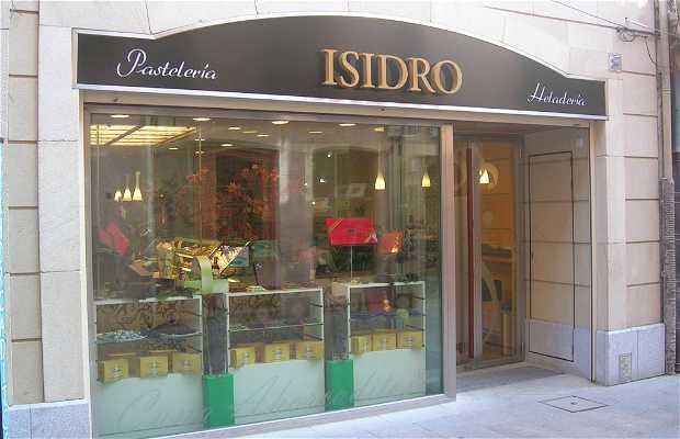 Pastelería Isidro Heladería