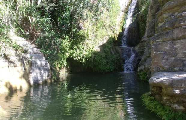Laguna de Afrodita en Adonis Baths