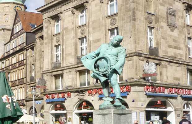 Rues de Dortmund