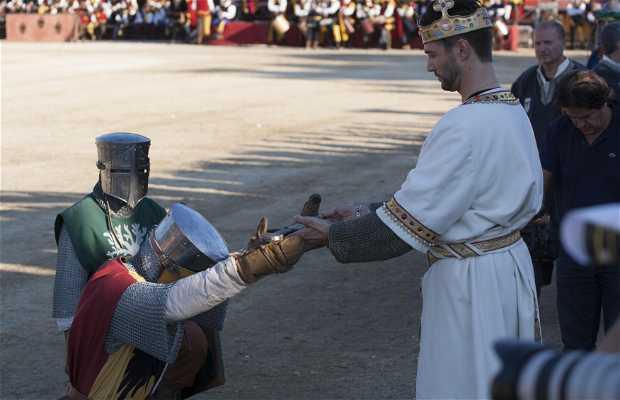 Corteo Storico Di Federico II e Torneo dei Rioni