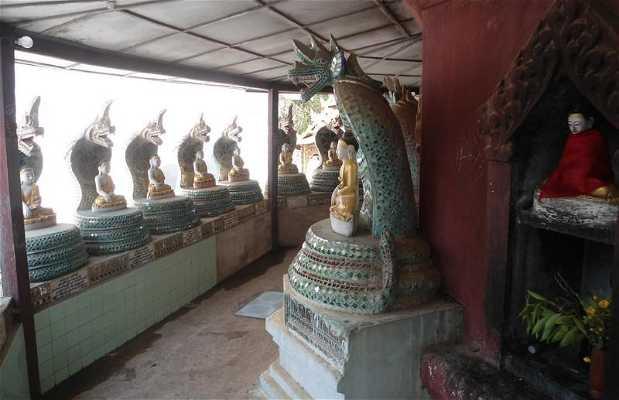 Snake Pagoda (Hmwe Paya)