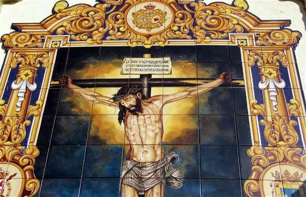 Al Santísimo Cristo de la Sangre