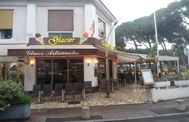 Le glacier Sweet Café