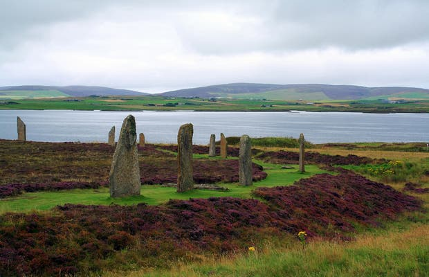 Ring of Brodgar (Isole Orcadi)