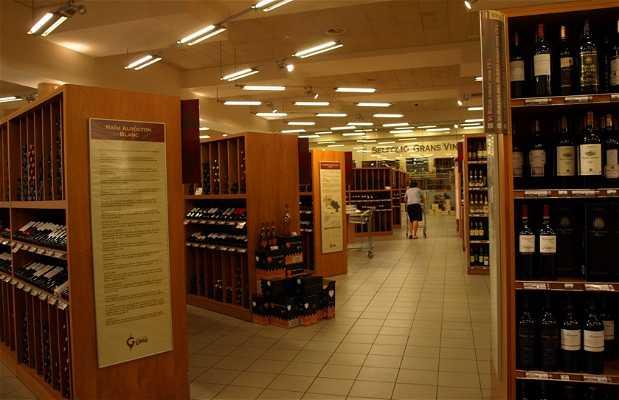 Wineries Grau