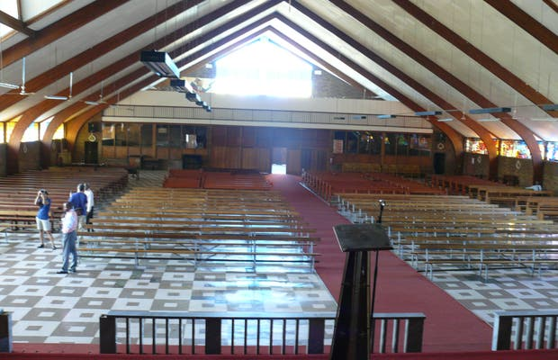Iglesia regina mundi de soweto