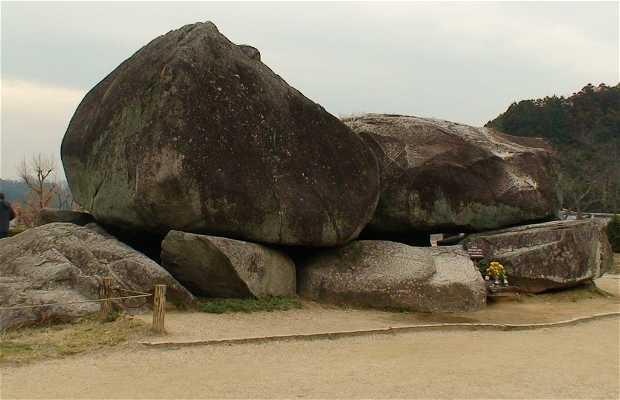 Yacimientos arqueológicos de Asuka