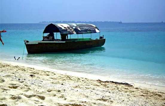 Nakupenda Island, Zanzibar, Tanzania