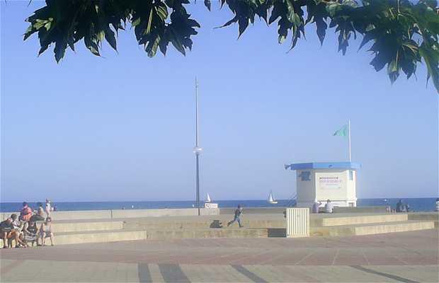 Playa de Narbonne