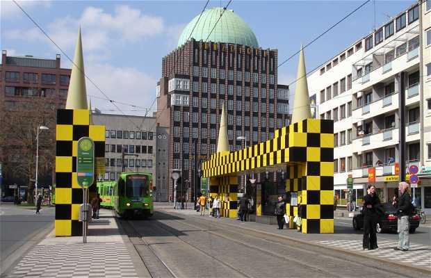 Parada Steintor de Frank Gehry - Hannover