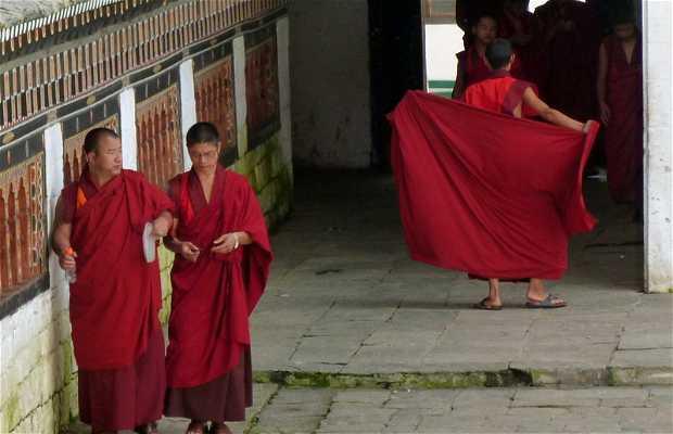 Dzong de Thimphu